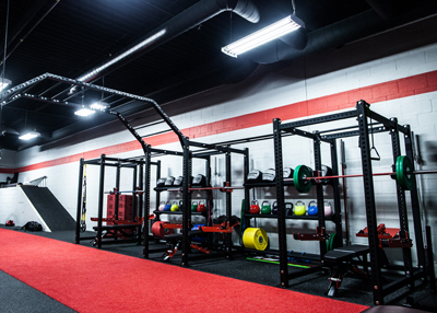 The Movement Lab Facilities